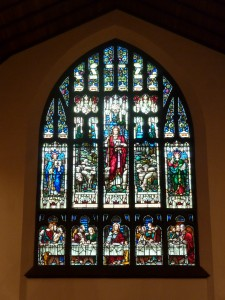 picture of Altar window